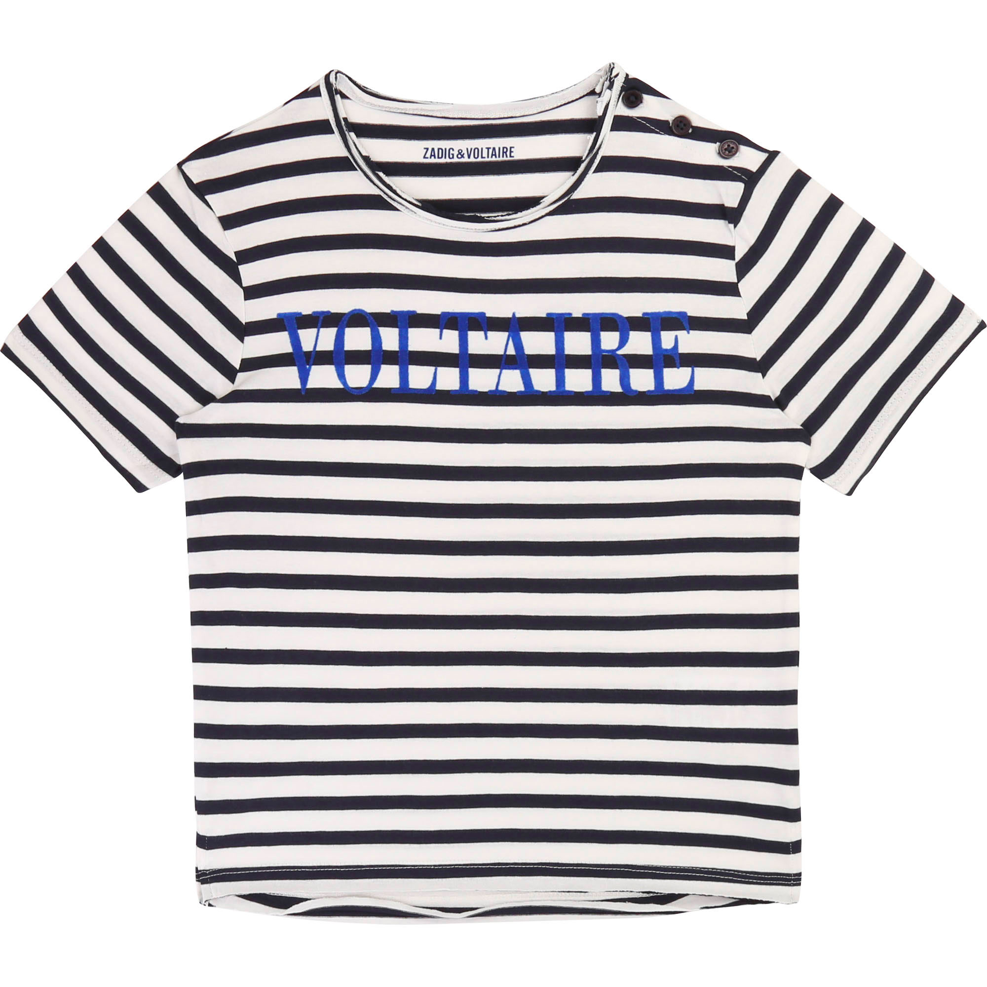 Striped T-shirt ZADIG & VOLTAIRE for BOY