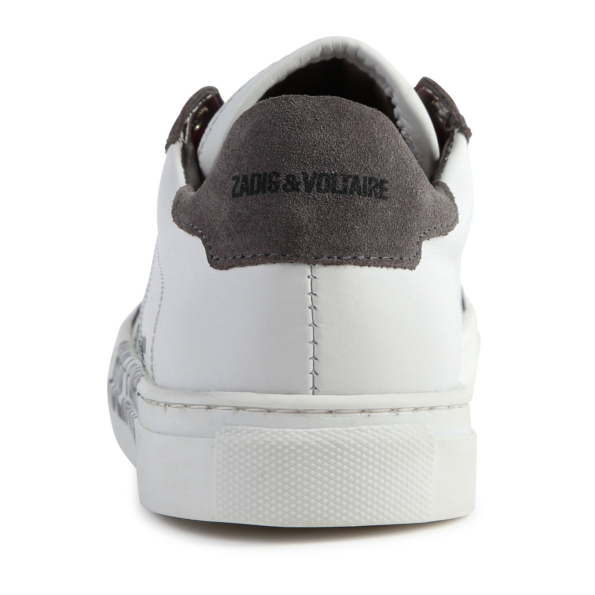 Low top leather trainers ZADIG & VOLTAIRE for BOY