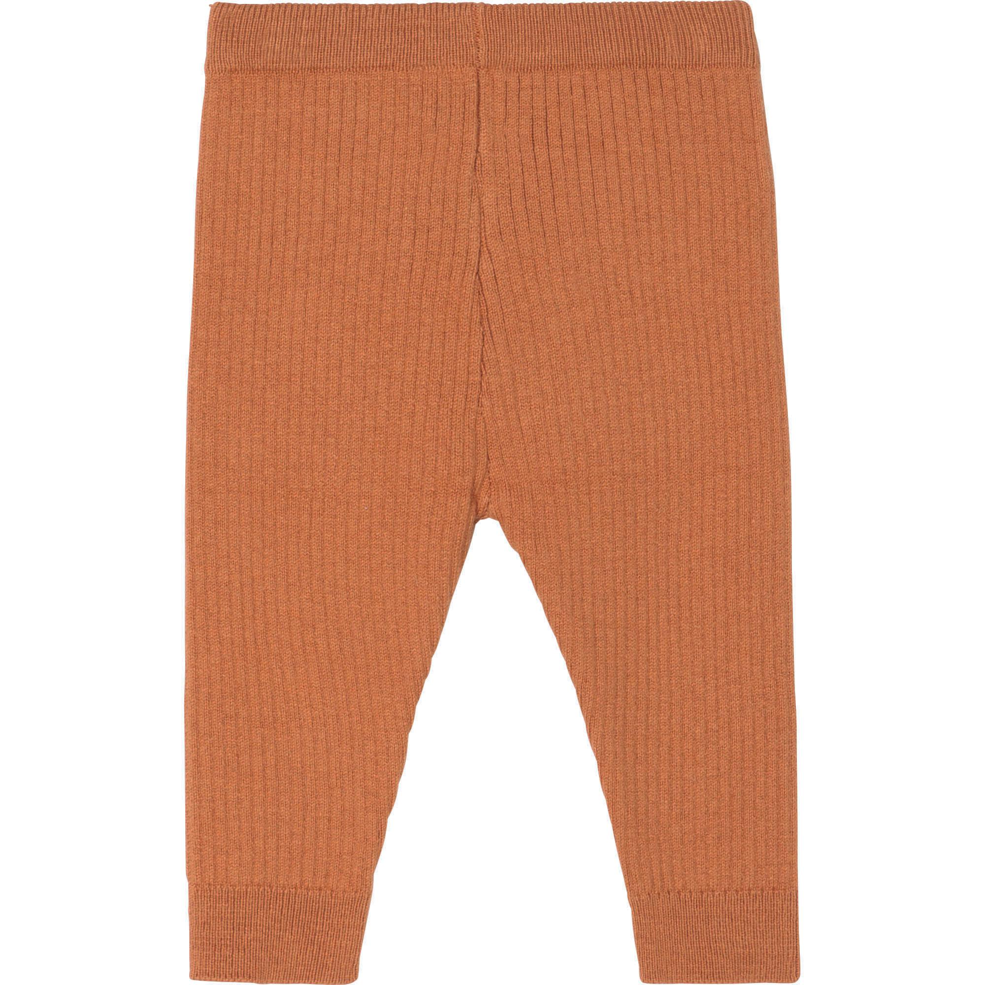 Legging tricot coton et laine CARREMENT BEAU for GIRL