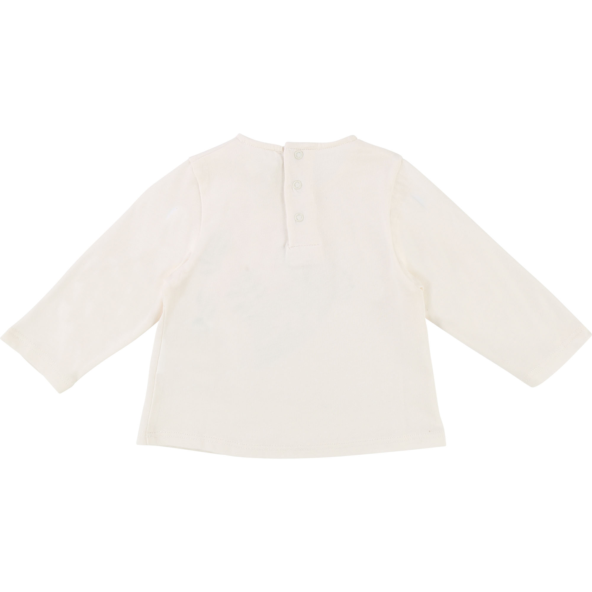 Printed long sleeves t-shirt CARREMENT BEAU for GIRL