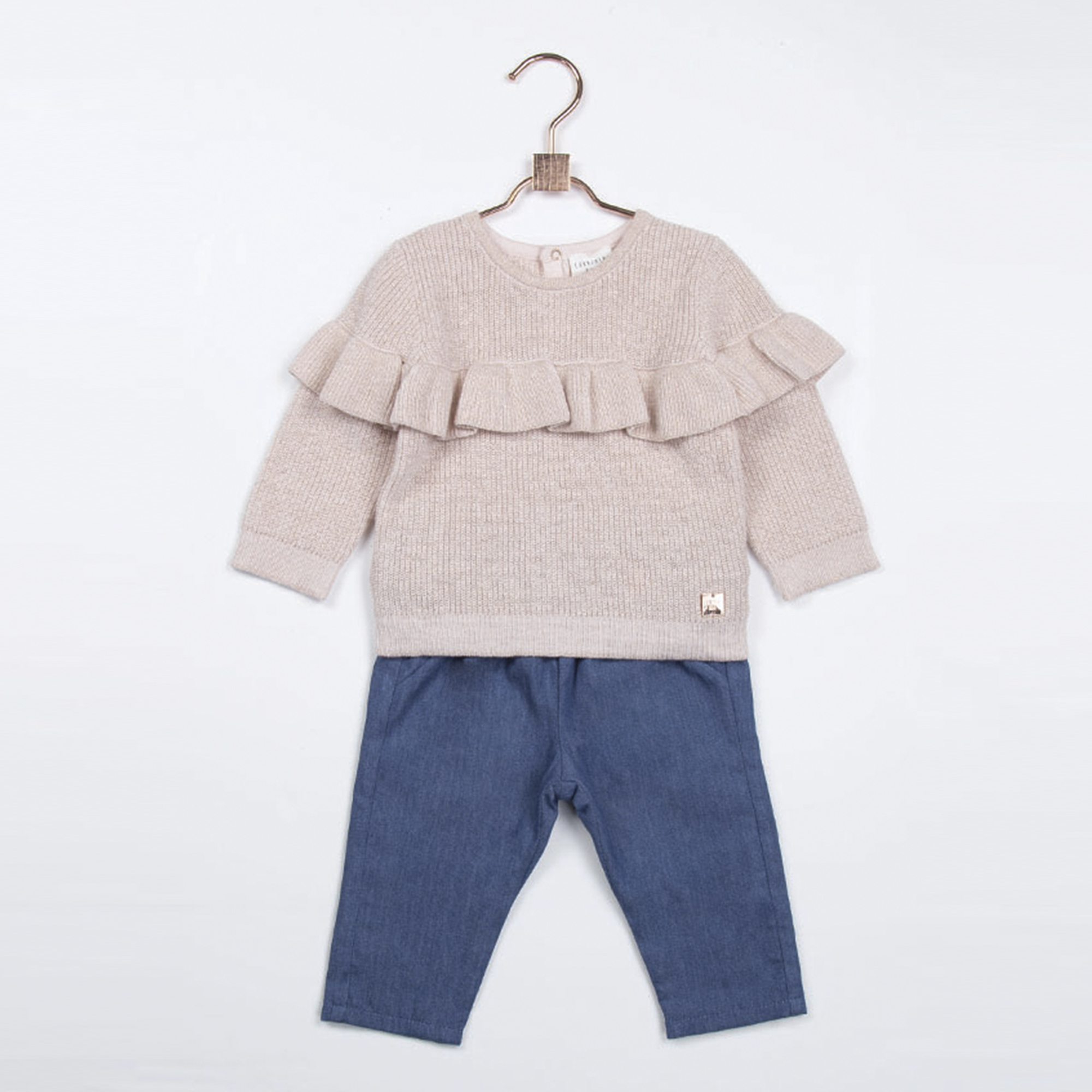 PULLOVER CARREMENT BEAU for GIRL