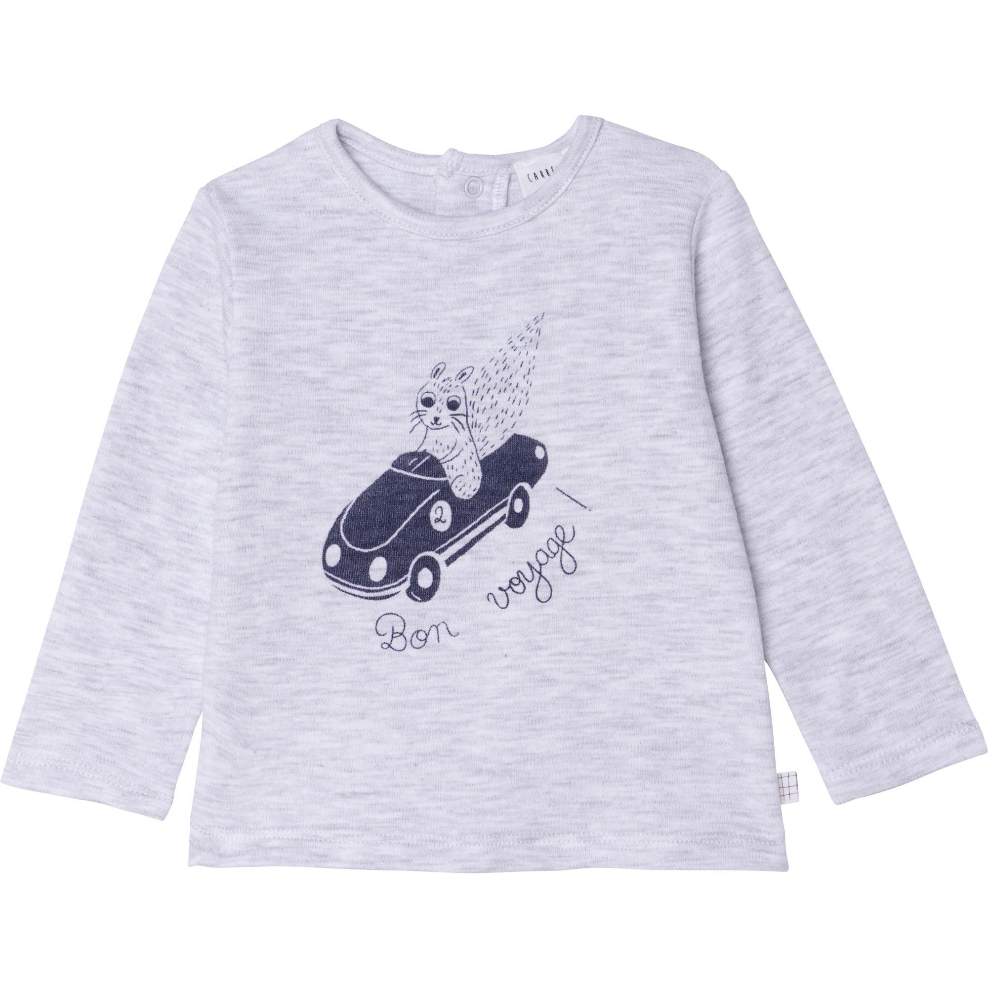 LONG SLEEVE T-SHIRT CARREMENT BEAU for BOY