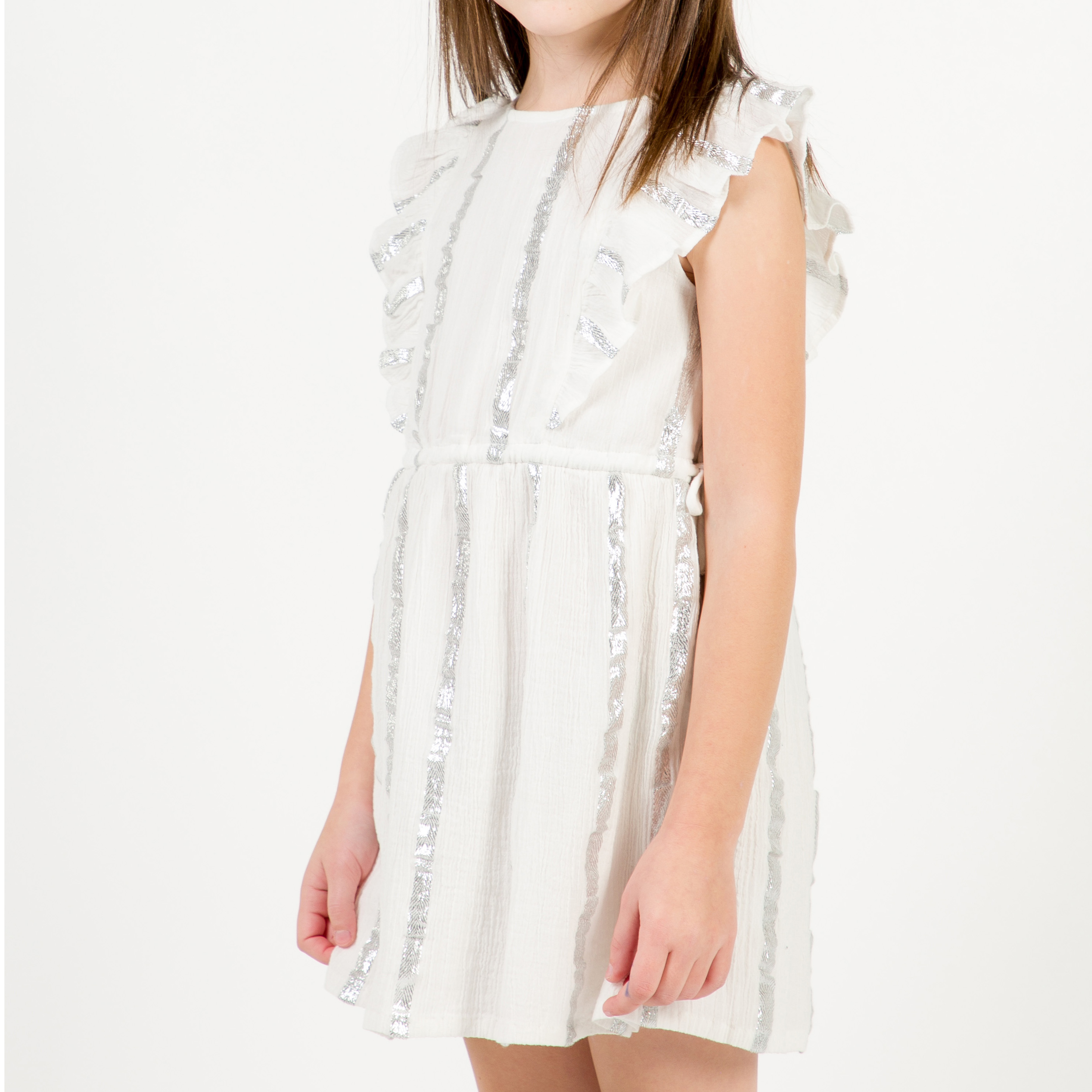 Robe en tissage CARREMENT BEAU ENFANT FILLE