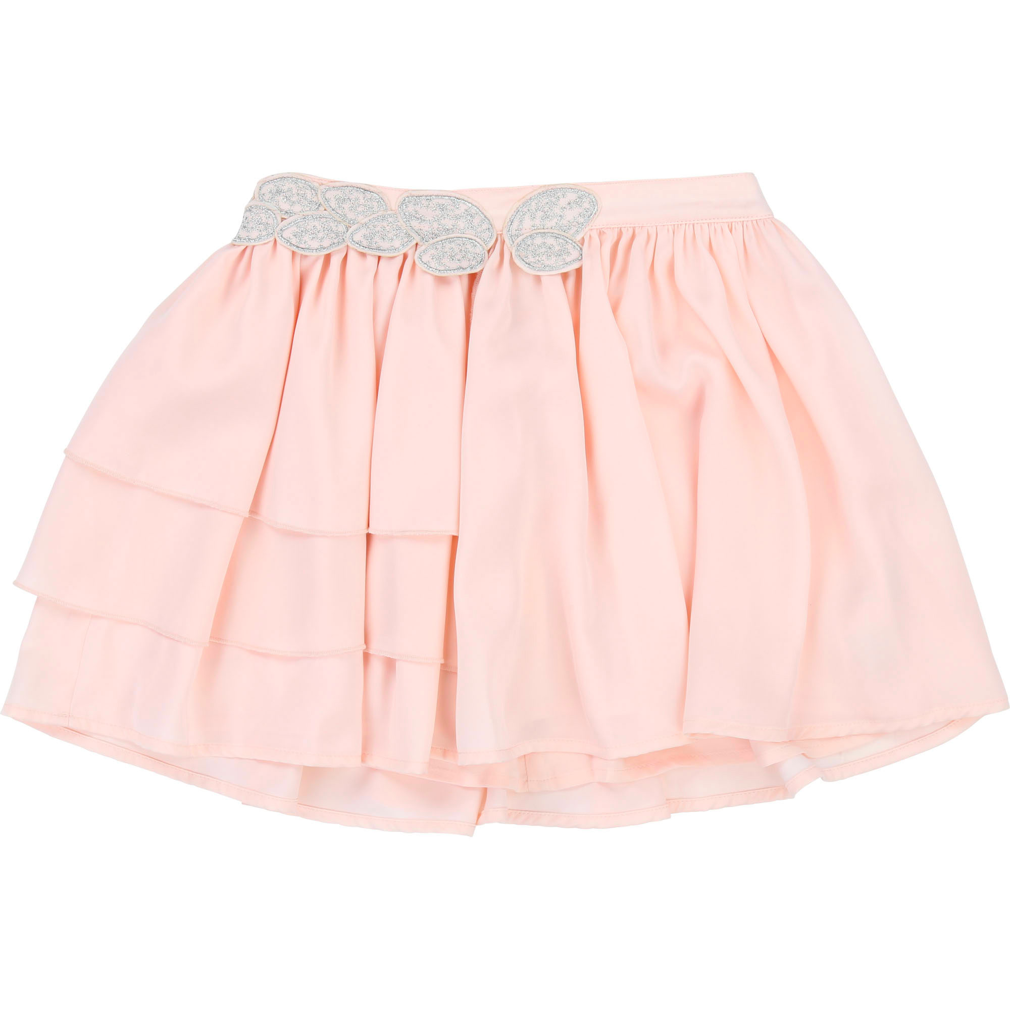 Satin skirt CARREMENT BEAU for GIRL
