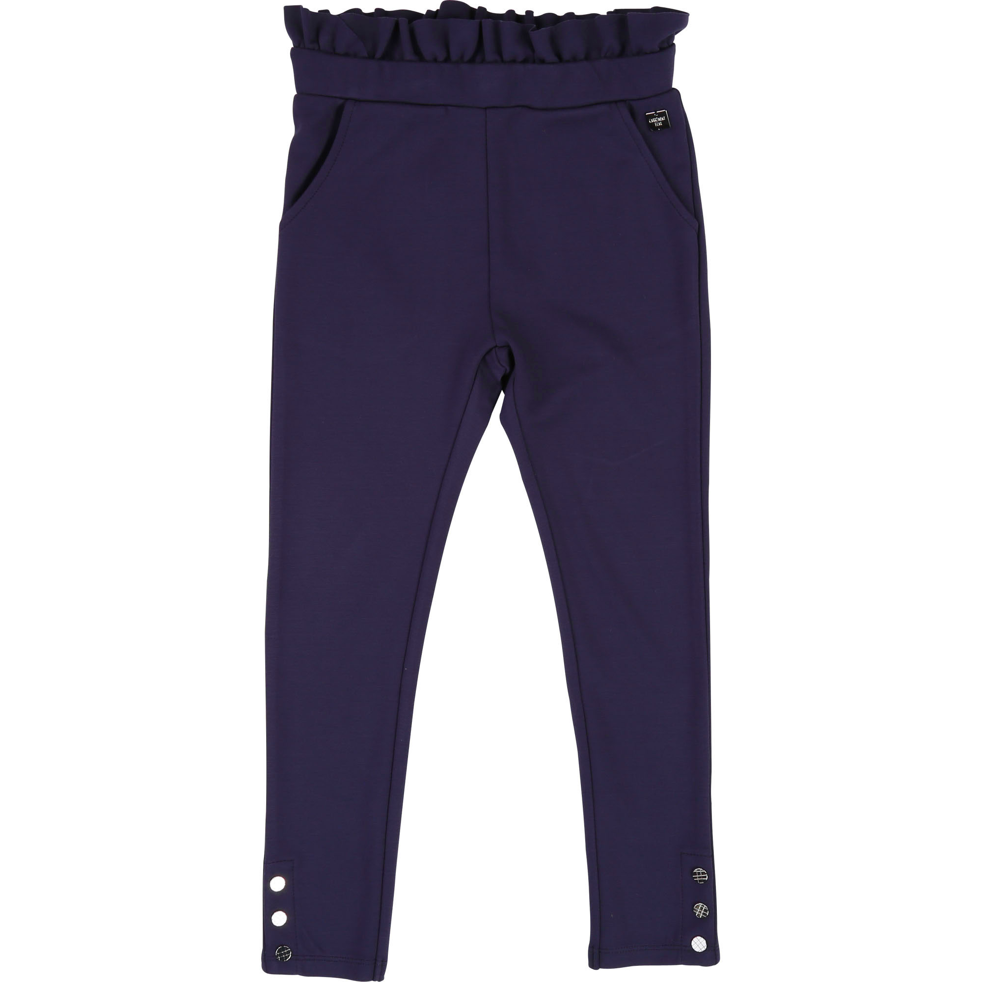 Trousers with frills CARREMENT BEAU for GIRL