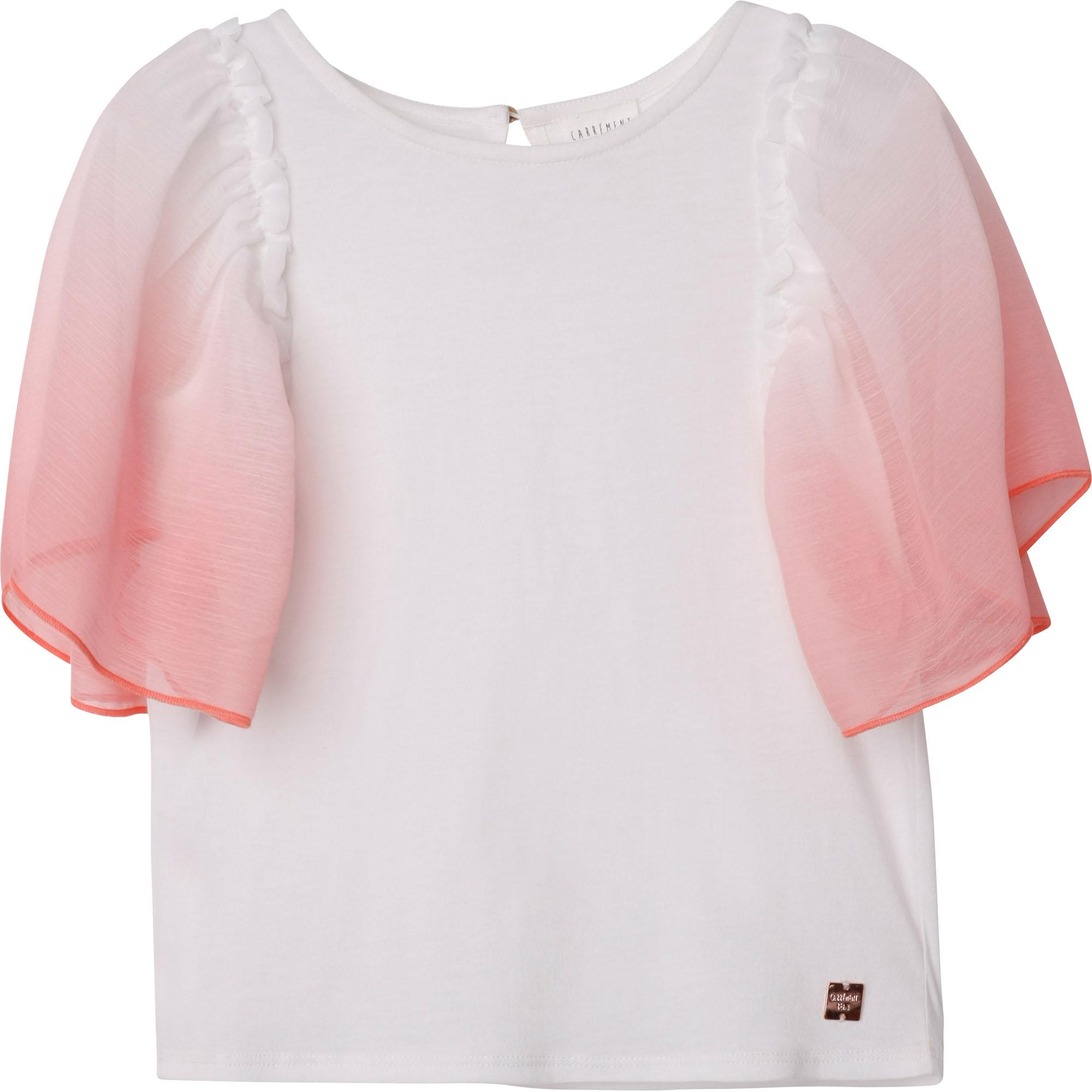 Dip-dye formal T-shirt CARREMENT BEAU for GIRL