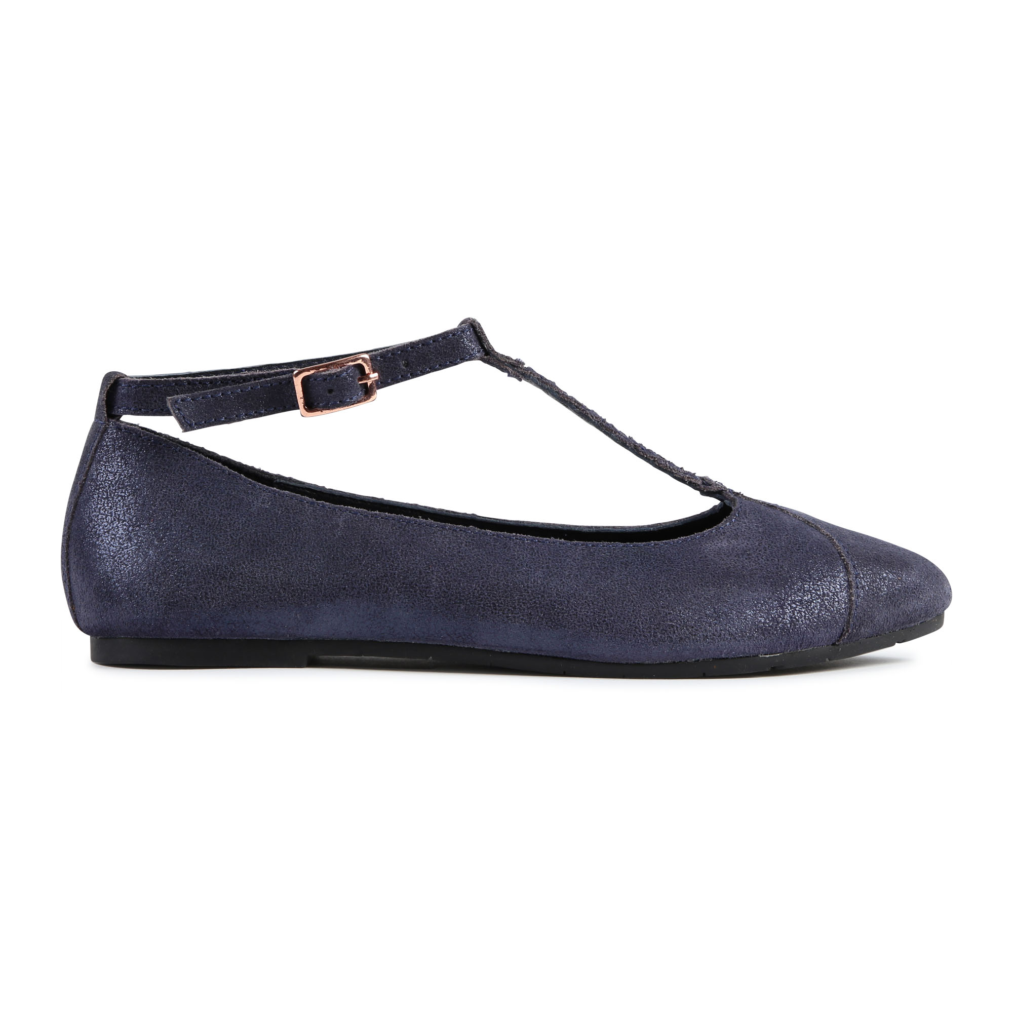 Leather ballet flats CARREMENT BEAU for GIRL