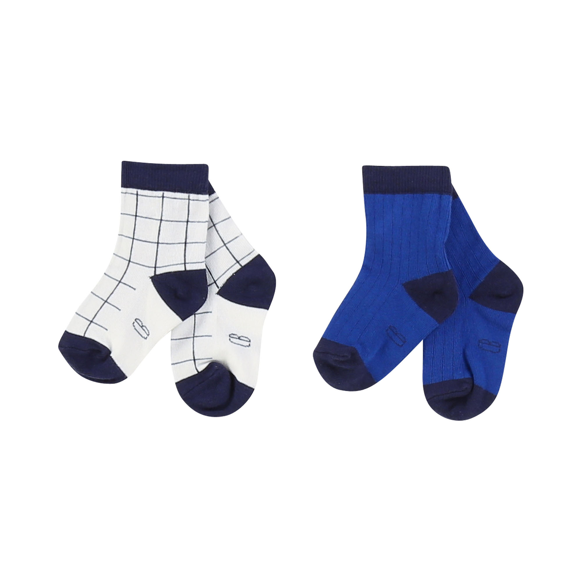 SOCKS (2) CARREMENT BEAU for BOY