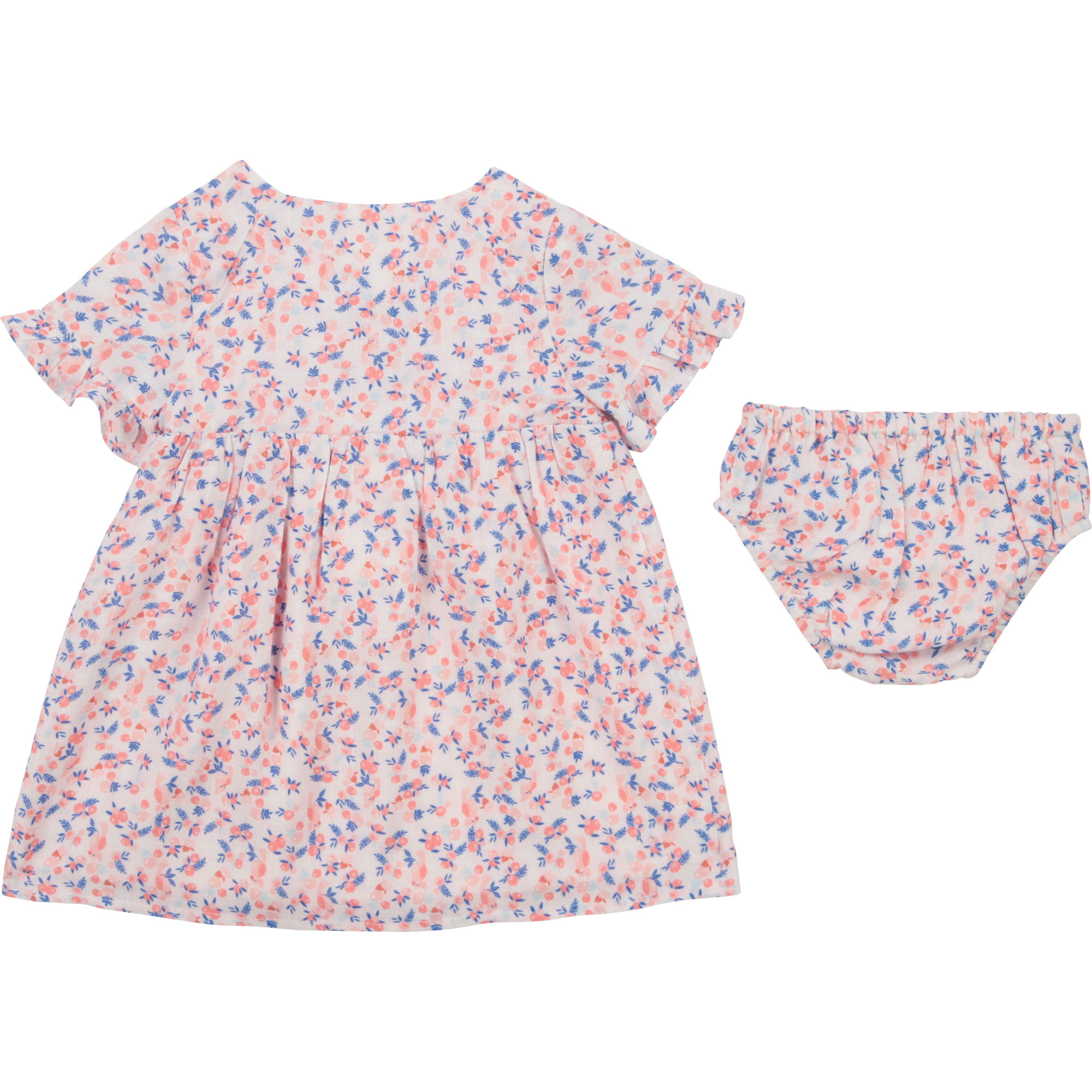 Dress + bloomers set CARREMENT BEAU for GIRL