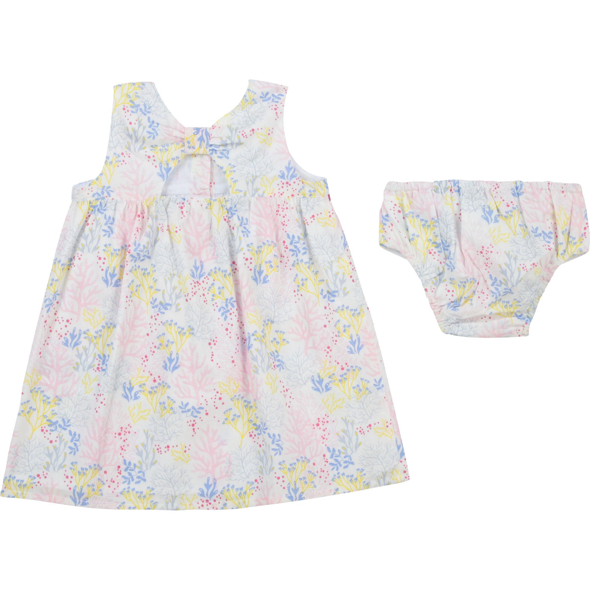 Ensemble robe + culotte CARREMENT BEAU pour FILLE