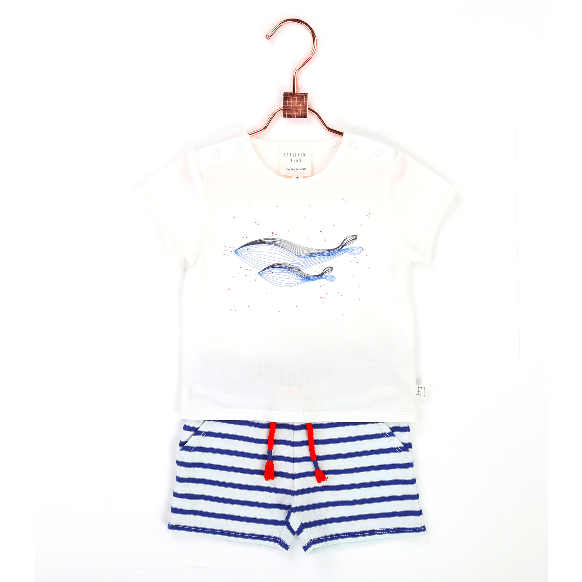 Jersey shorts CARREMENT BEAU for BOY