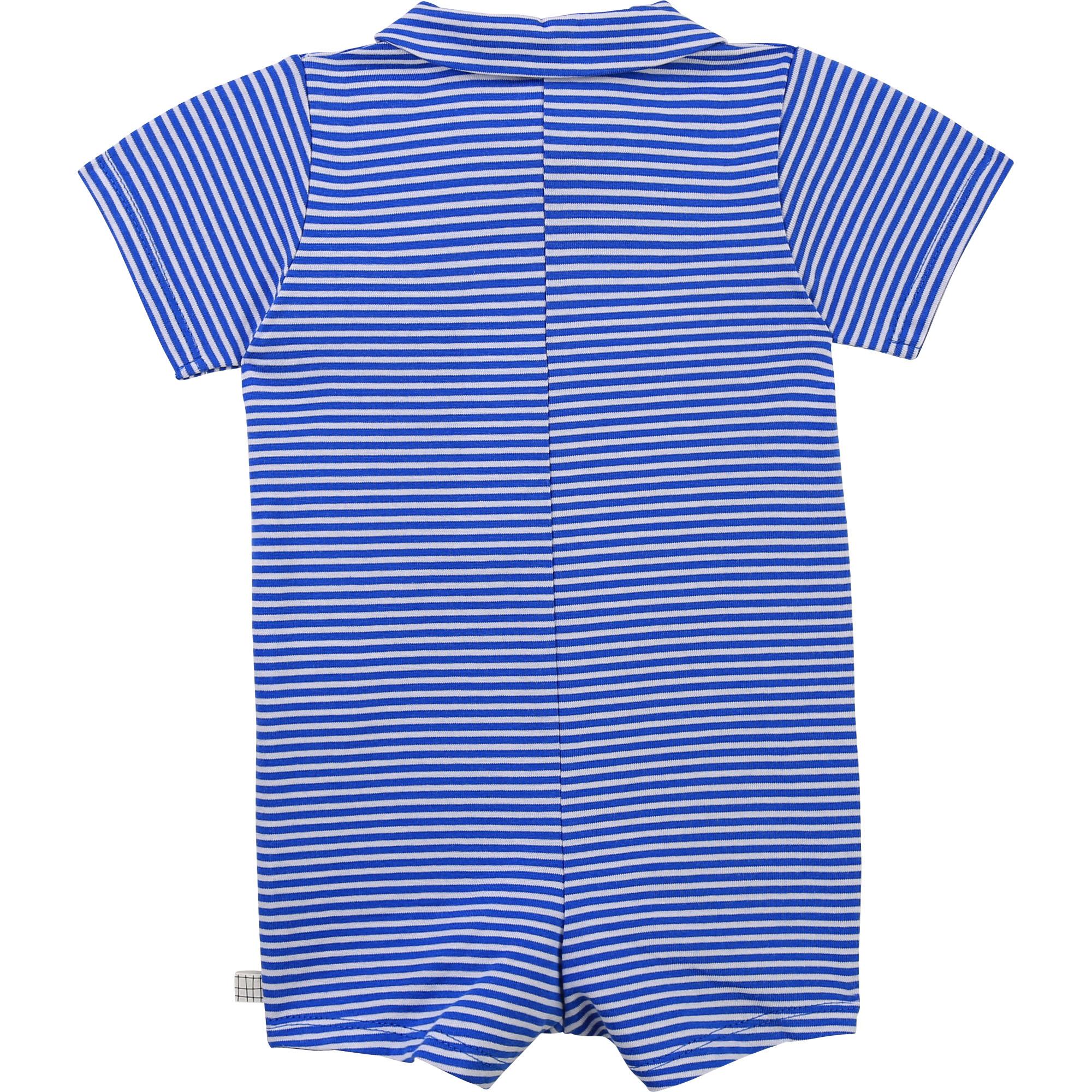 Striped romper CARREMENT BEAU for BOY