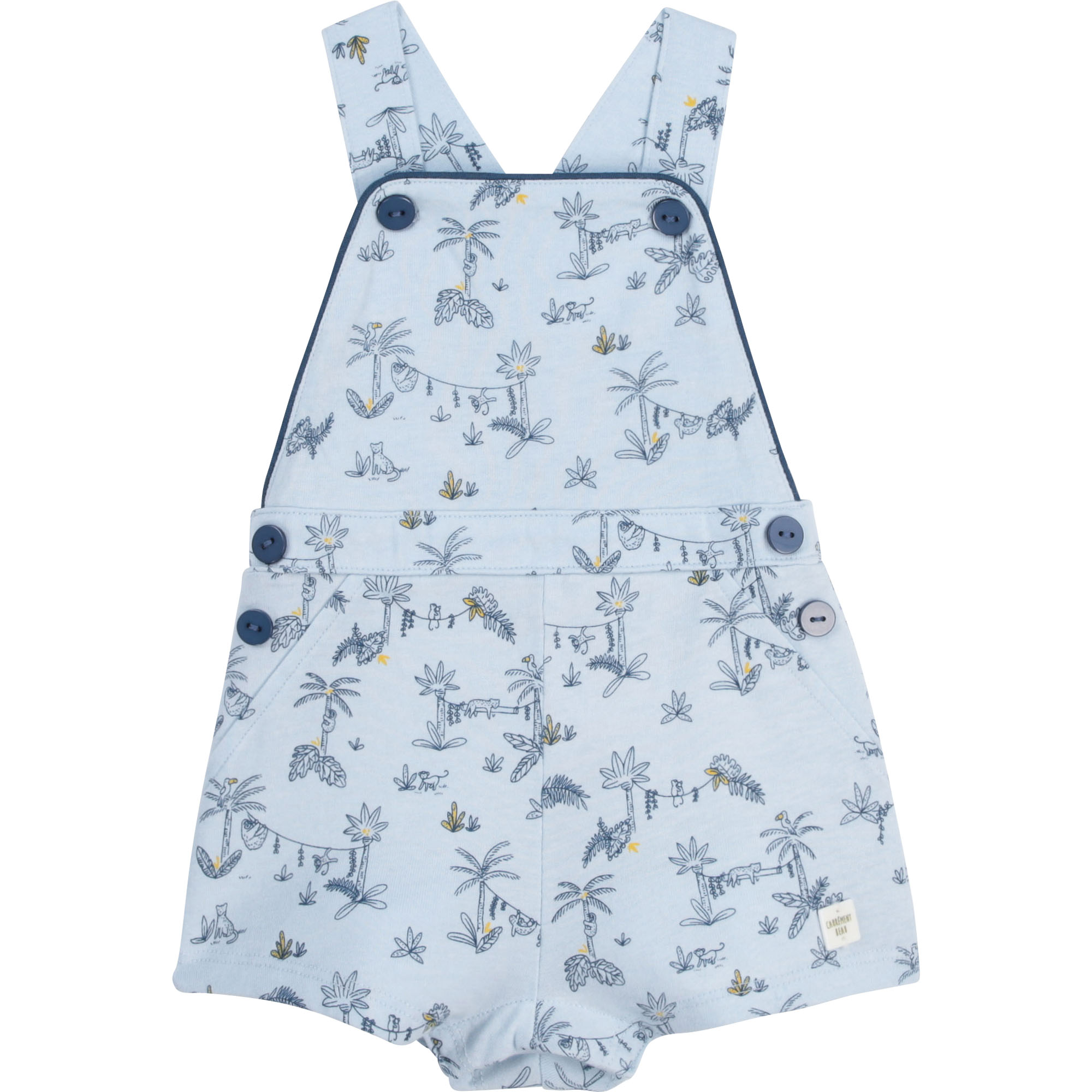 Cotton overalls CARREMENT BEAU for BOY