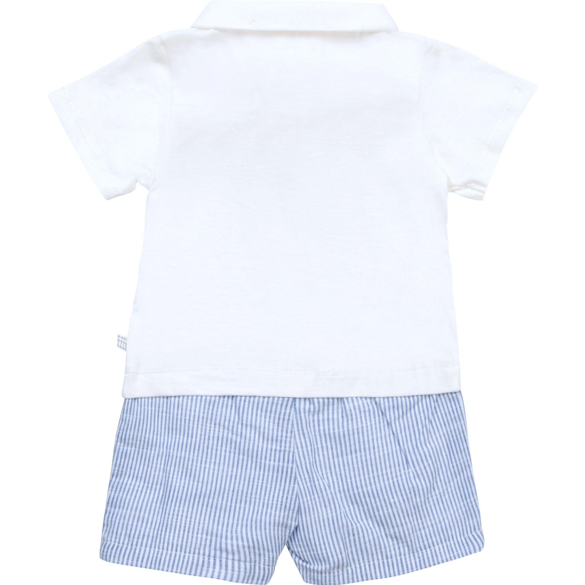 Combinaison courte en jersey CARREMENT BEAU pour GARCON