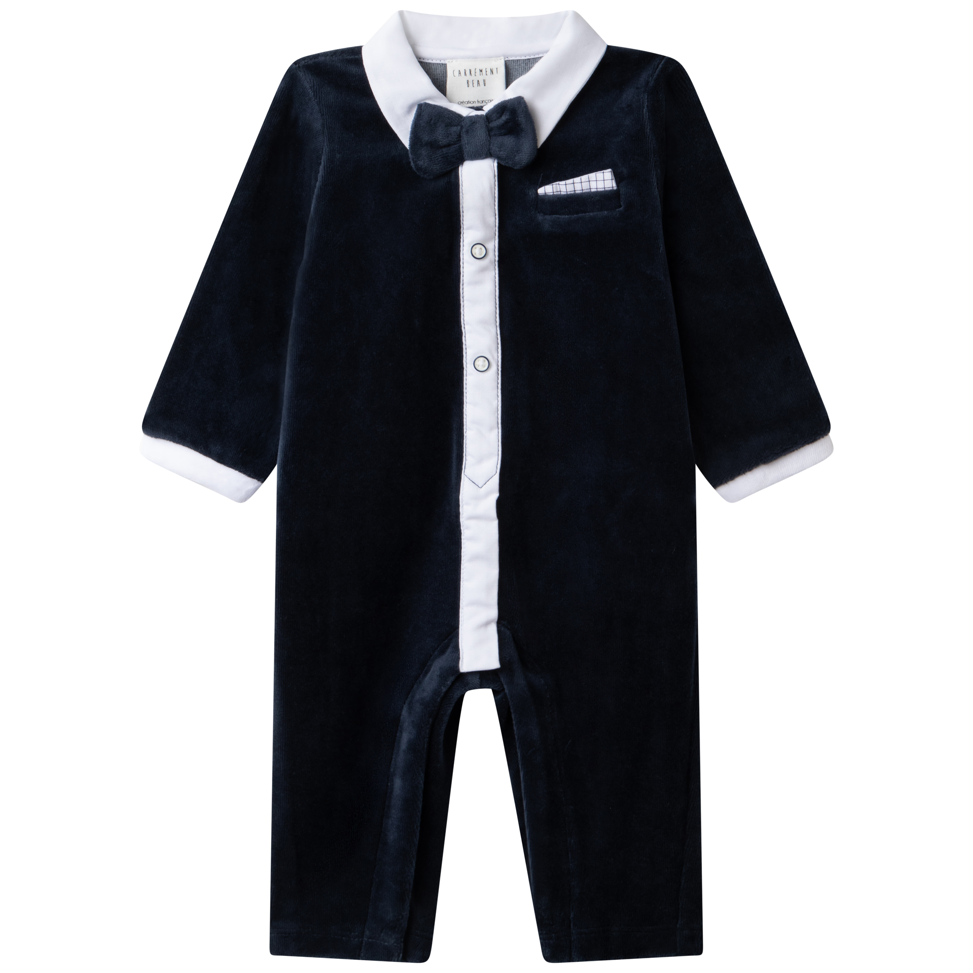 CEREMONY SHORT ALL IN ONE CARREMENT BEAU for BOY