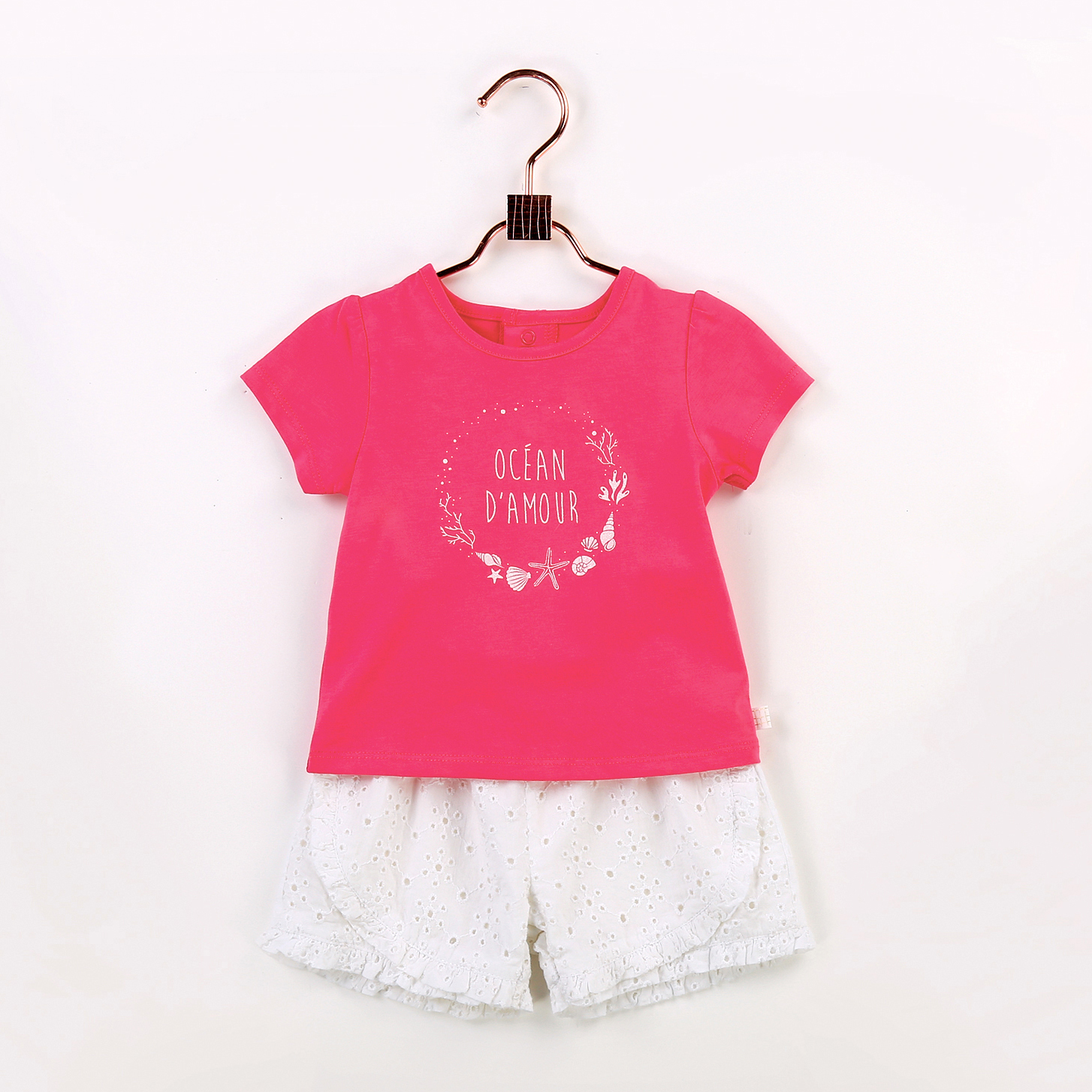 Short-sleeved T-shirt CARREMENT BEAU for GIRL