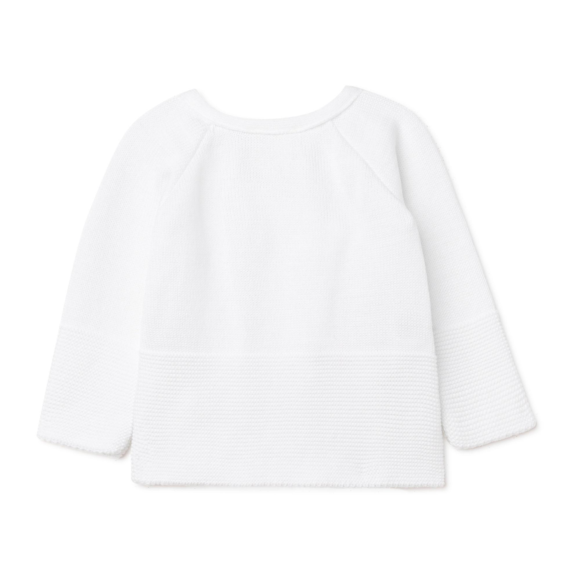 Brassière tricot en coton biologique CARREMENT BEAU pour FILLE