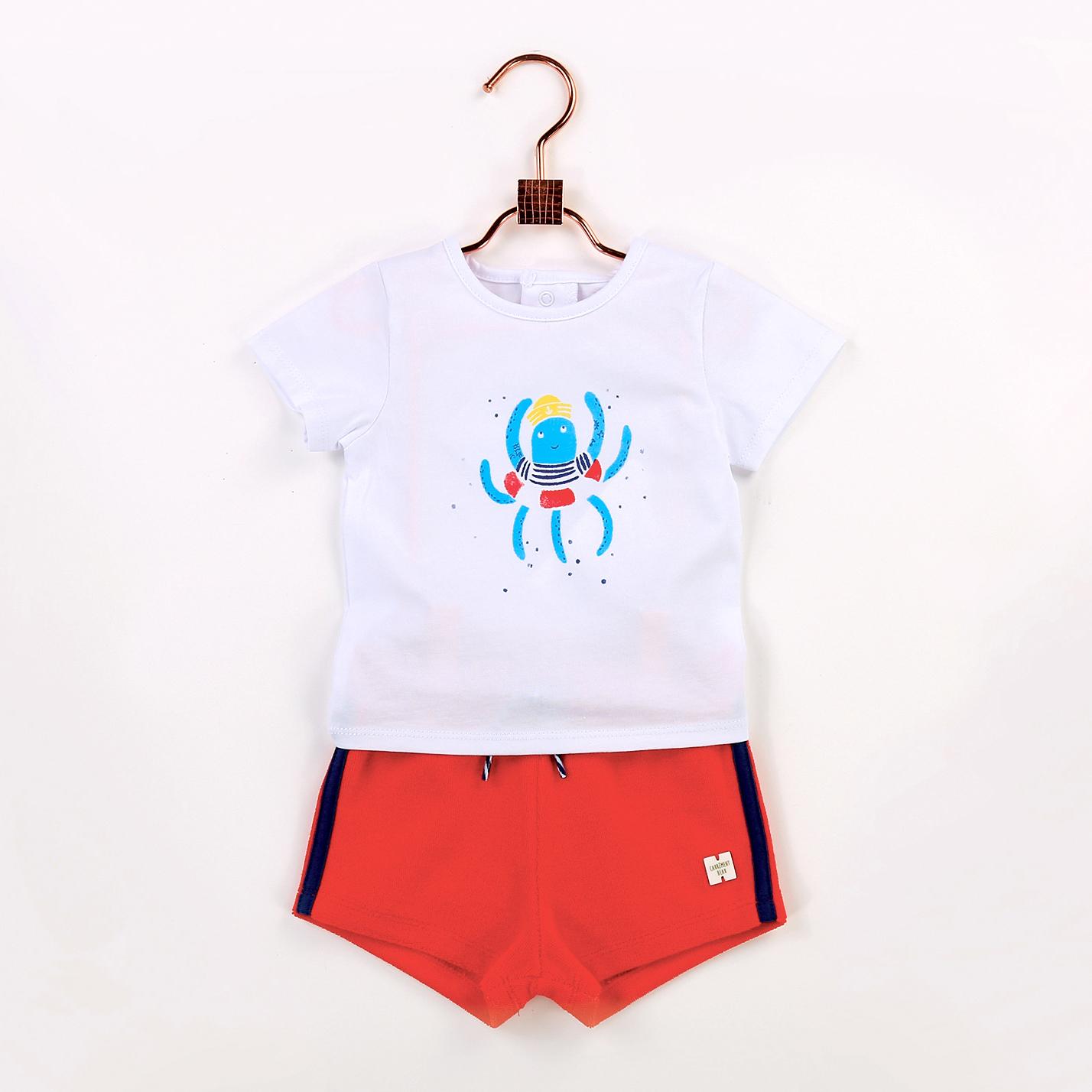 Short-sleeved T-shirt CARREMENT BEAU for BOY