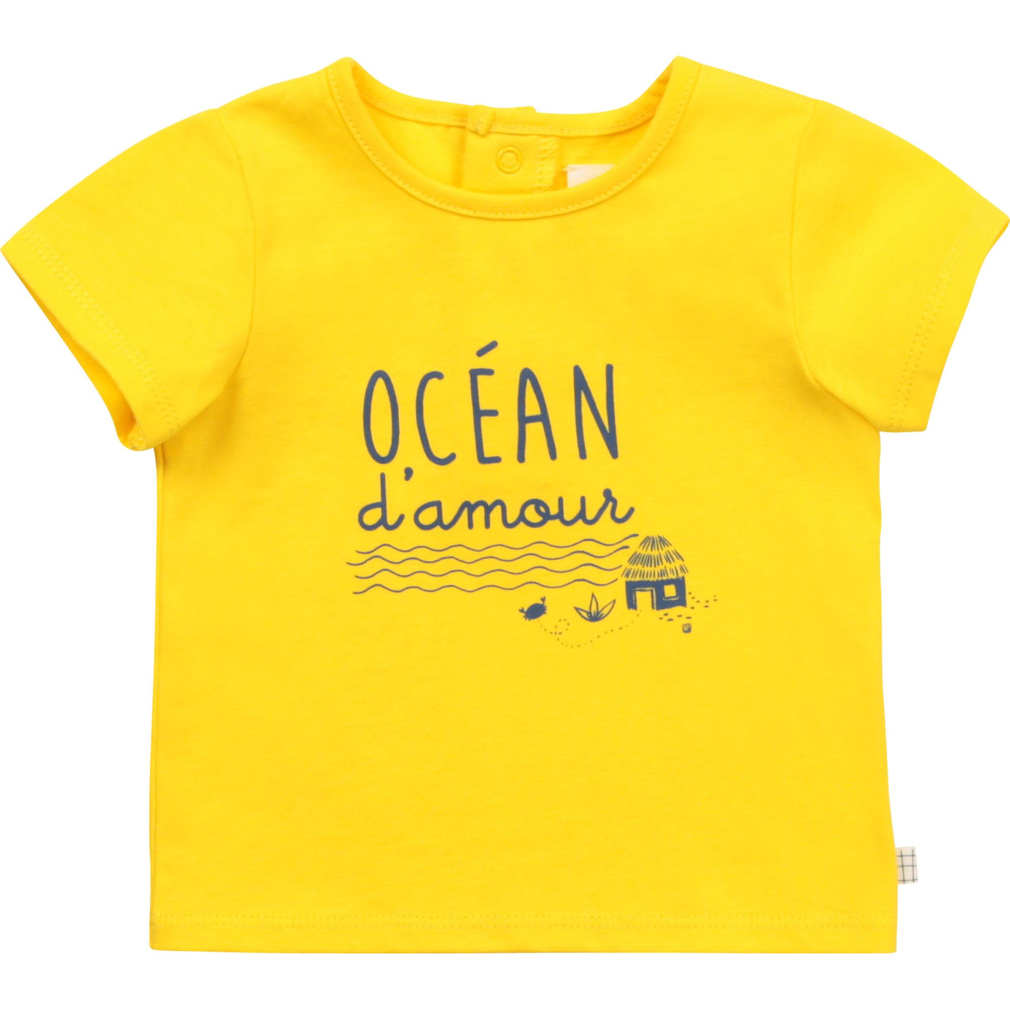 T-shirt à manches courtes CARREMENT BEAU pour GARCON