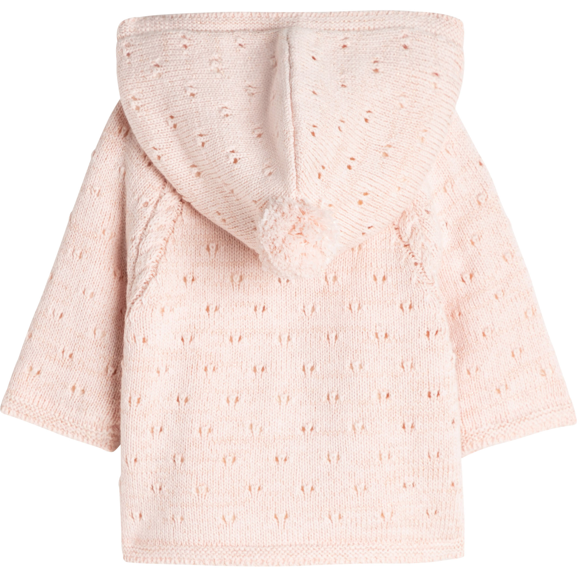 KNITTED JACKET CARREMENT BEAU for GIRL
