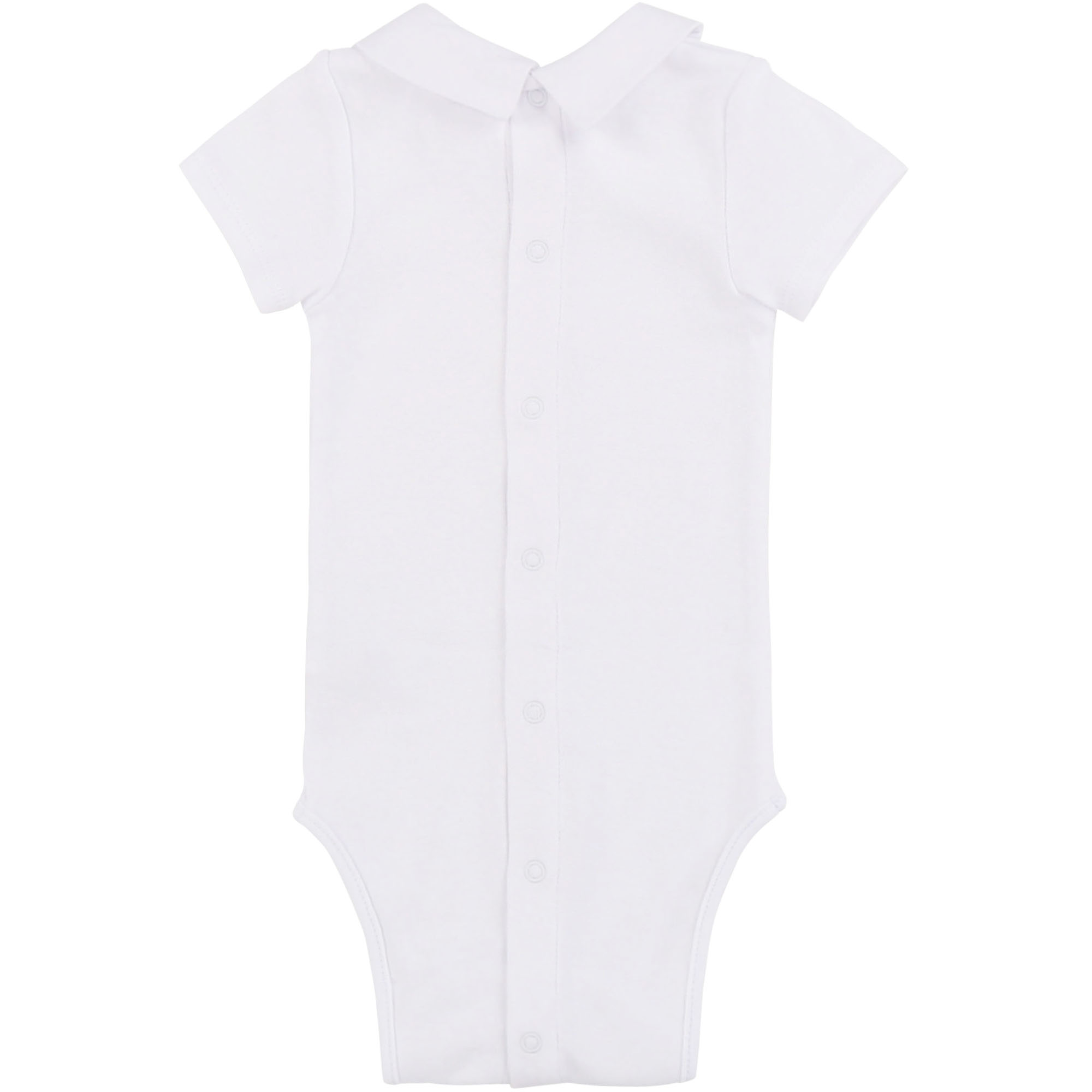 Cotton onesie with embroidery CARREMENT BEAU for BOY