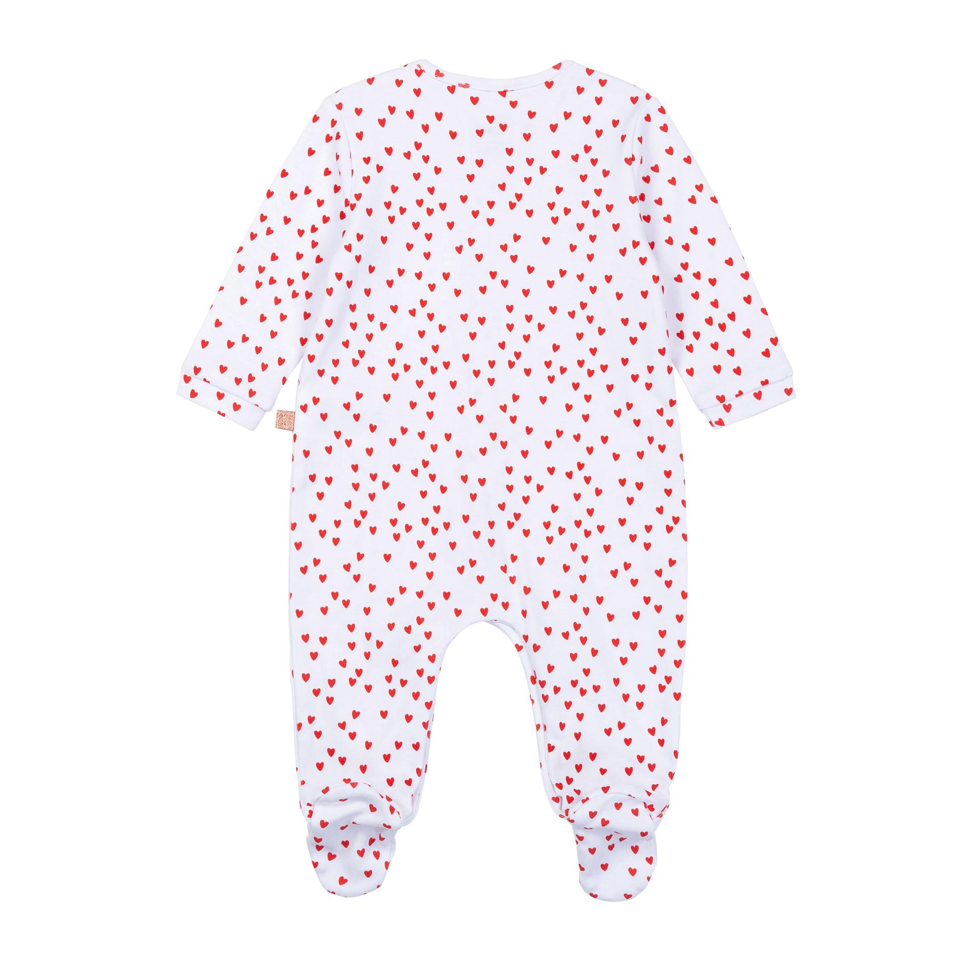 Pyjama en coton bio avec boîte CARREMENT BEAU pour FILLE