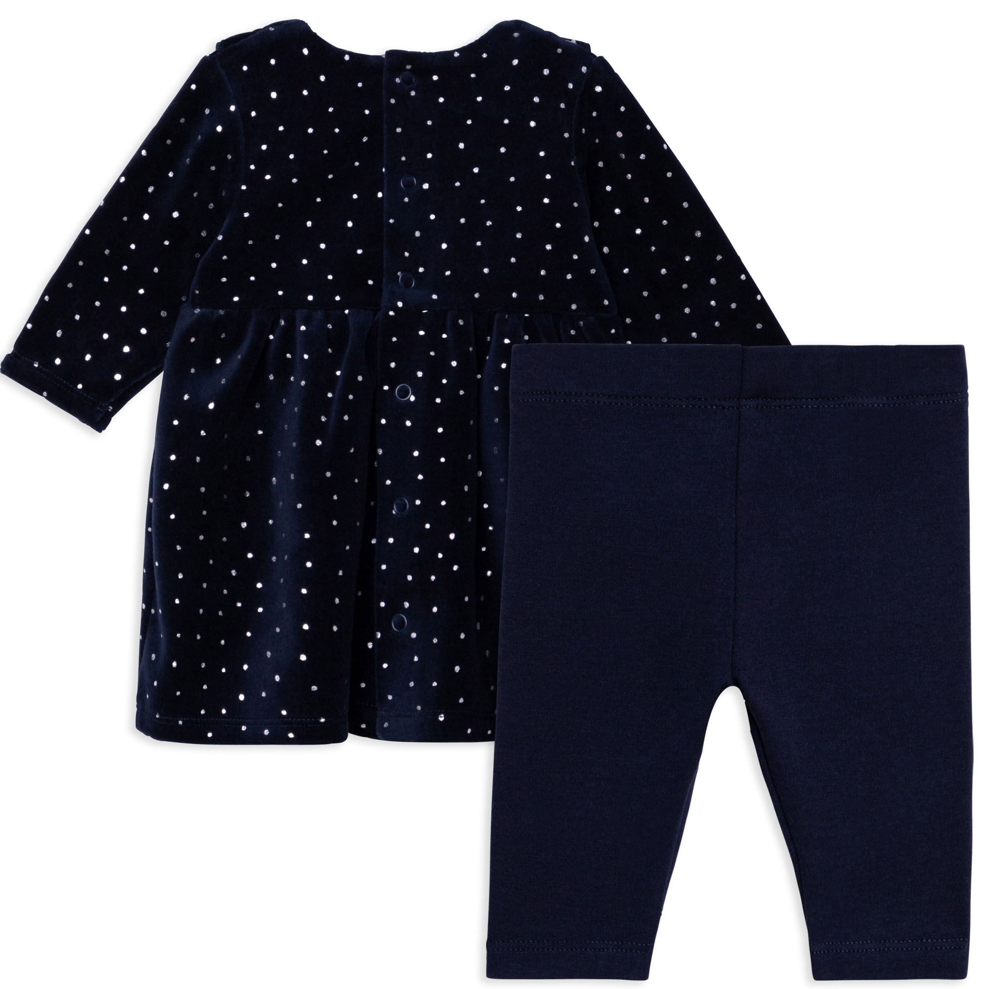 SET DRESS+LEGGINGS CARREMENT BEAU for GIRL
