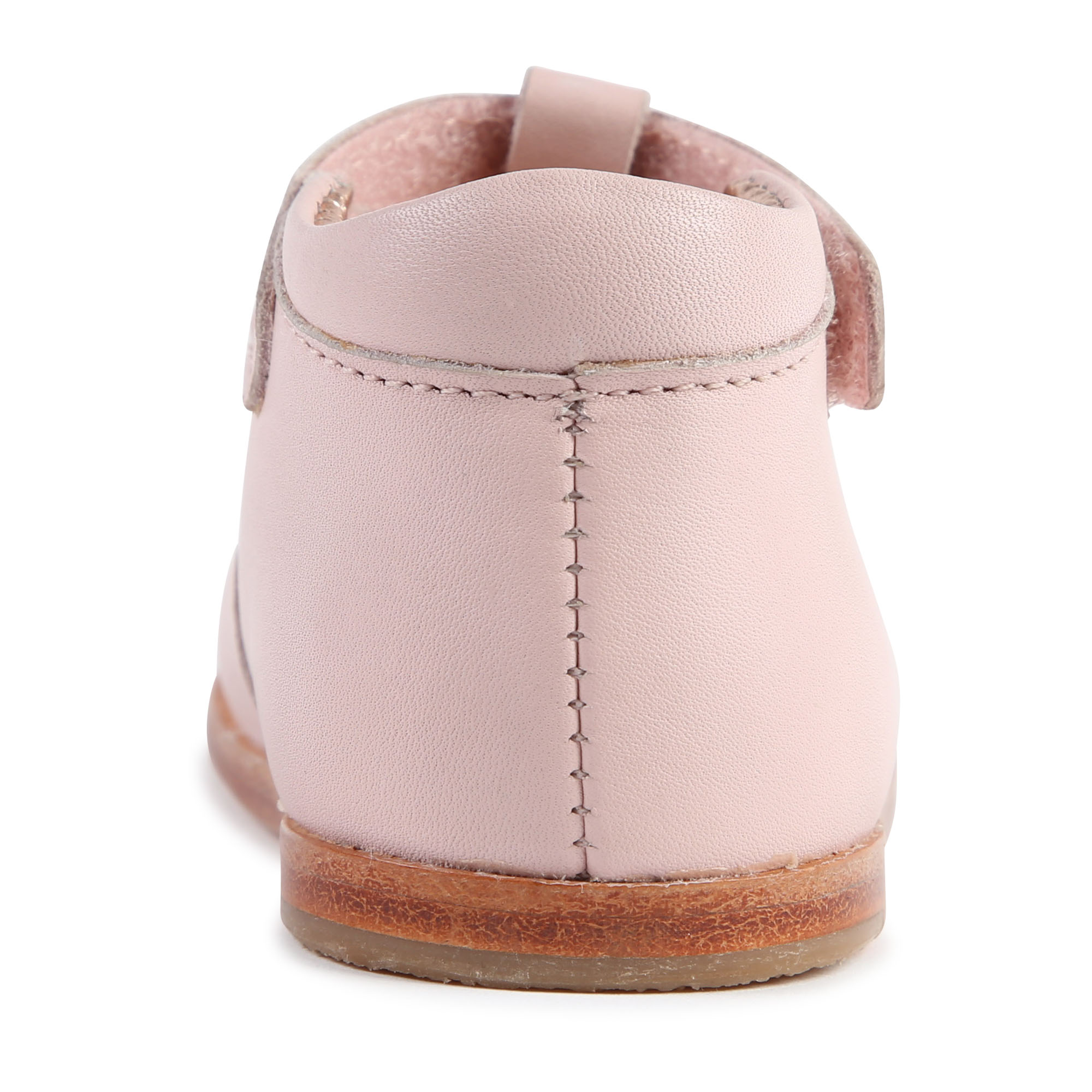 Leather T-strap shoes CARREMENT BEAU for GIRL