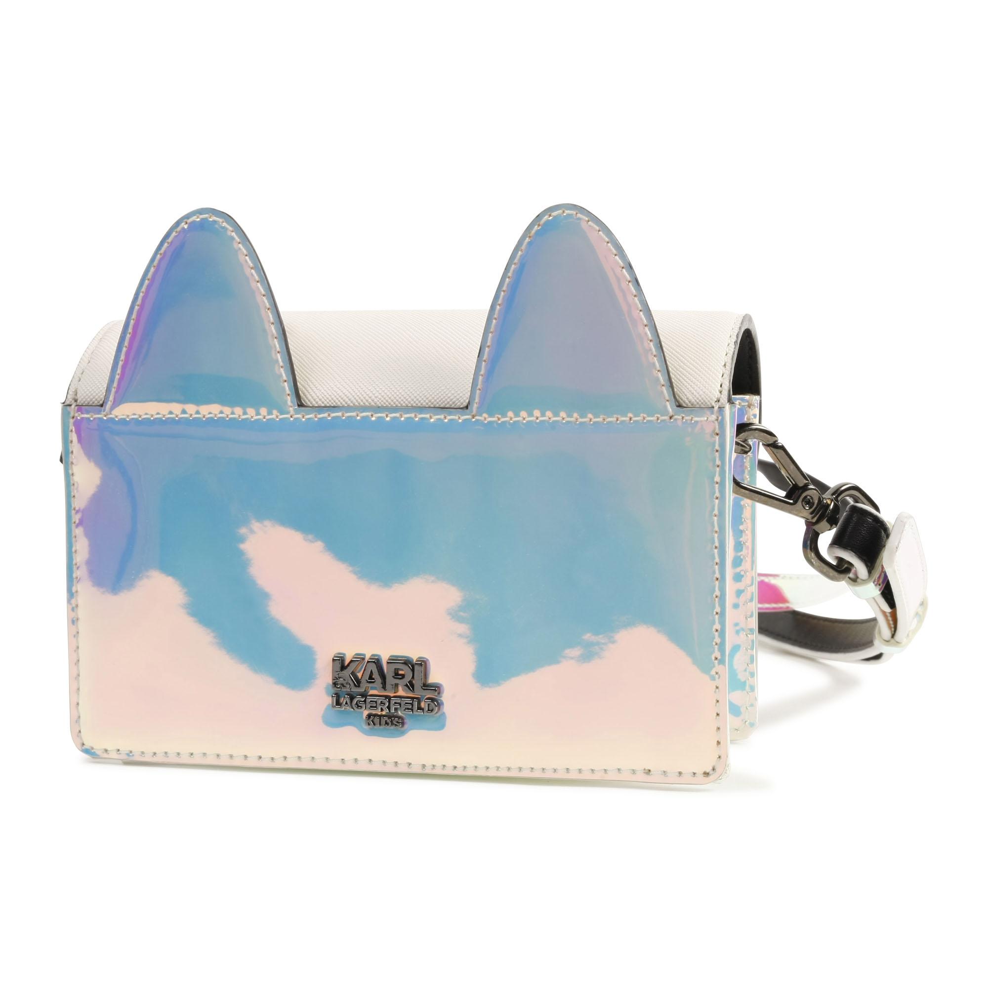 Choupette shoulder bag KARL LAGERFELD KIDS for GIRL