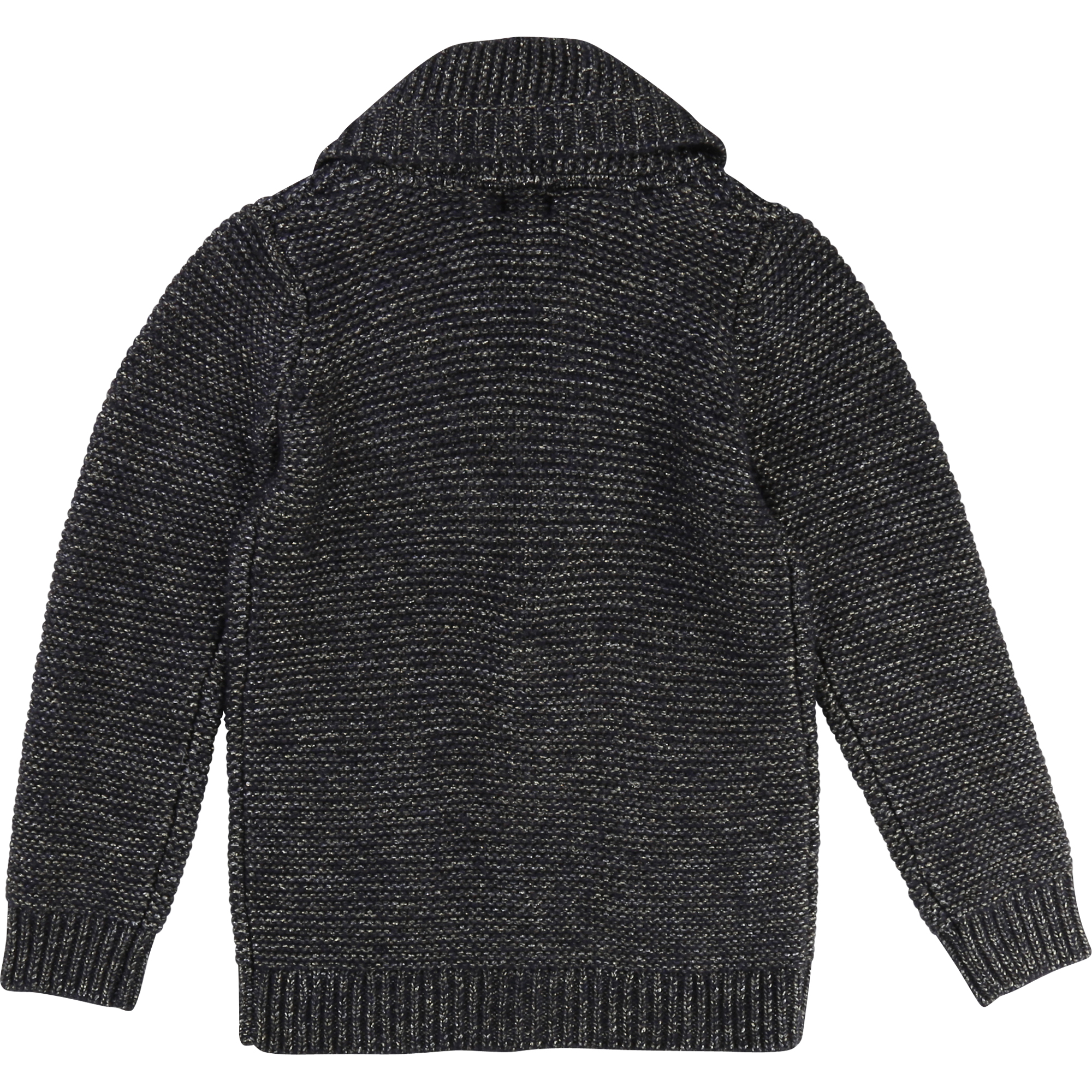 Cardigan tricot grosse maille KARL LAGERFELD KIDS pour FILLE