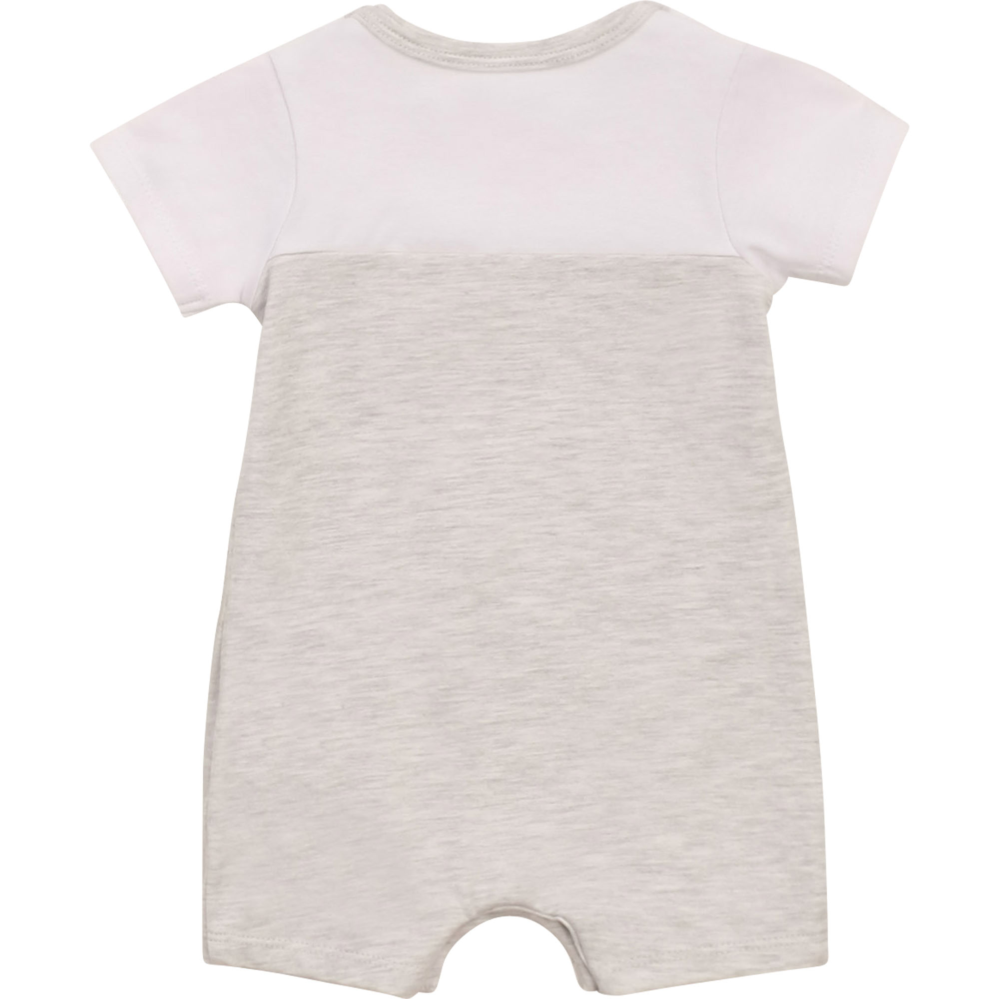 Cotton jersey playsuit KARL LAGERFELD KIDS for BOY