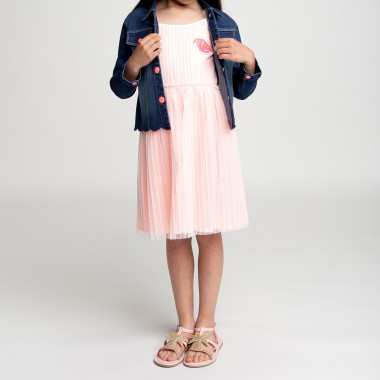 Veste en denim motif sequins BILLIEBLUSH pour FILLE