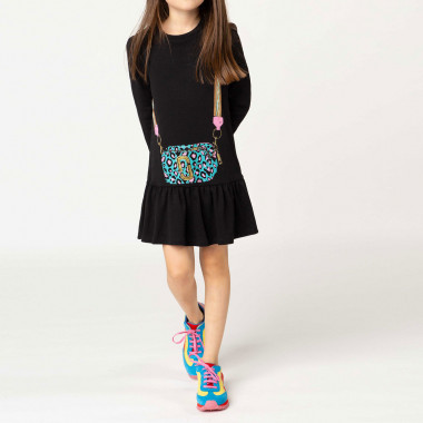 Robe en coton avec sequins THE MARC JACOBS pour FILLE