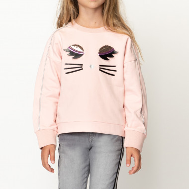 SWEAT KARL LAGERFELD KIDS pour FILLE