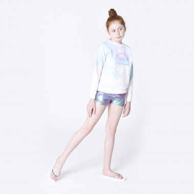 Sweat fantaisie KARL LAGERFELD KIDS pour FILLE
