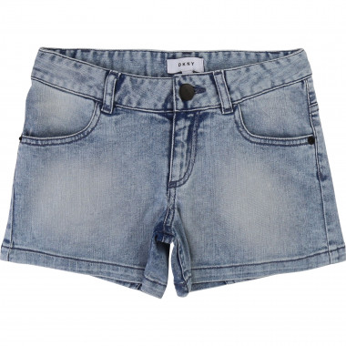 SHORT DENIM DKNY pour FILLE