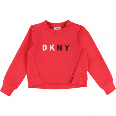 Sweat milano DKNY pour FILLE