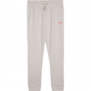 Pantalon de jogging molleton BOSS pour FILLE