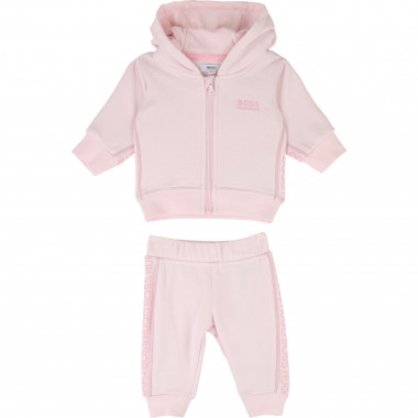 Ensemble jogging en molleton BOSS pour FILLE
