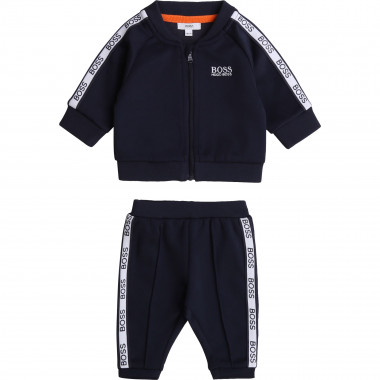 Ensemble jogging en interlock BOSS pour GARCON