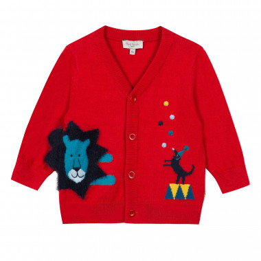 CARDIGAN PAUL SMITH pour GARCON