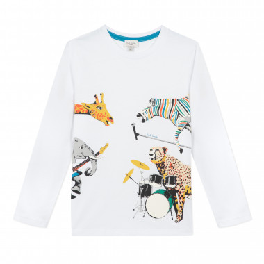 Tee-shirt PAUL SMITH JUNIOR pour GARCON