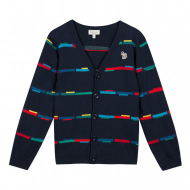 GILET PAUL SMITH JUNIOR pour GARCON