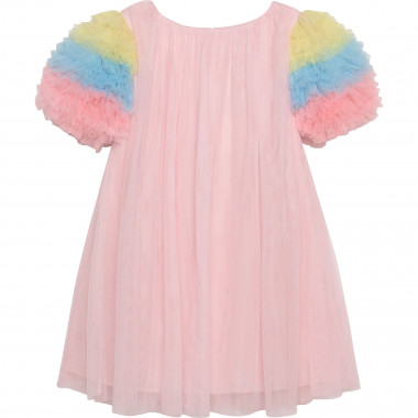 Robe avec manches multicolores CHARABIA pour FILLE