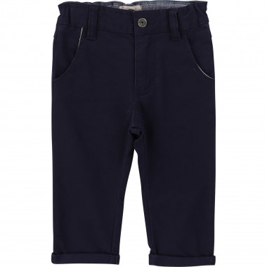 Pantalon chino twill stretch  pour