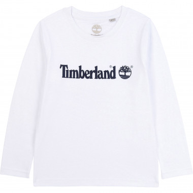 TEE-SHIRT MANCHES LONGUES TIMBERLAND pour GARCON