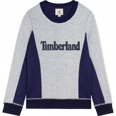 Sweat extensible bicolore TIMBERLAND pour GARCON