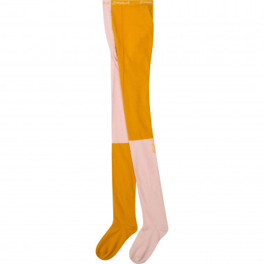 Collants color block bicolores BILLIEBLUSH pour FILLE