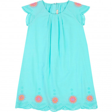 Robe avec broderies anglaises BILLIEBLUSH pour FILLE