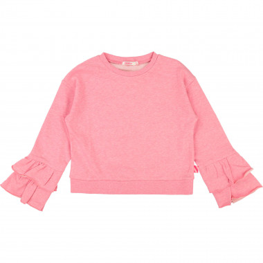 Sweat-shirt en molleton BILLIEBLUSH pour FILLE